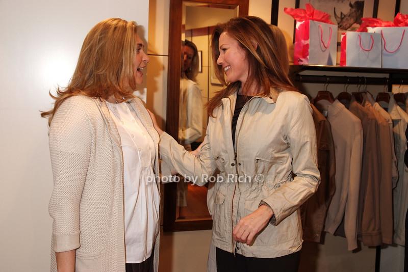 Lindy Gad, Sue Debitt photo by Rob Rich © 2008 robwayne1@aol.com 516-676-3939