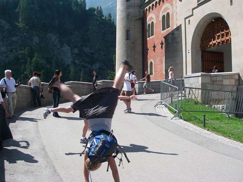 Tristen Morris - Neuschwanstein Castle, Germany