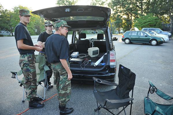 UAV Exercise 3 Aug