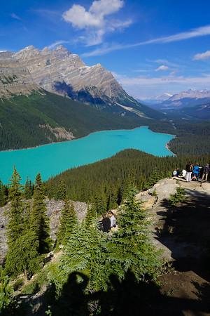 2015-08-23 Lake Louise to Jasper