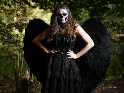 Portrait X - Azrael Bringer of Death
