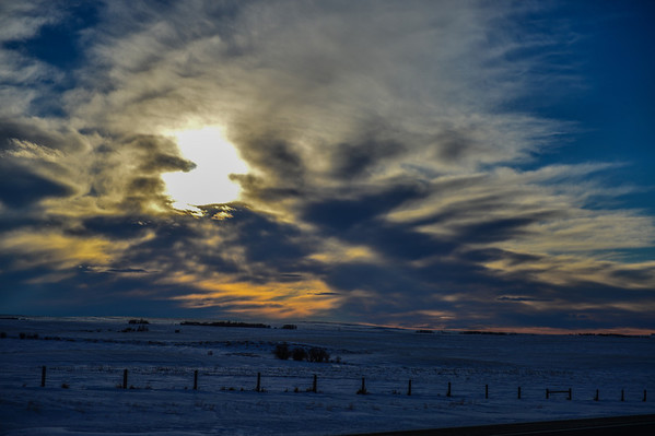 1-09-14 Prairie Clouds
