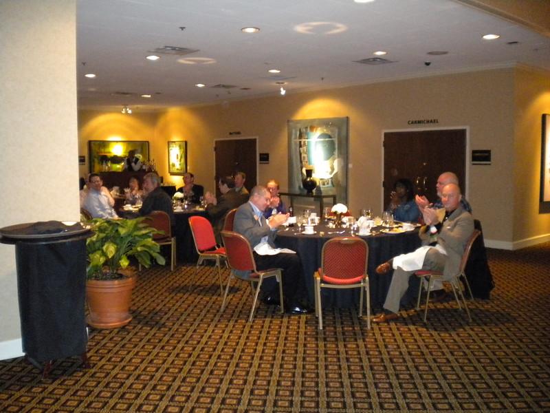 AAA-CPA Welcome Dinner