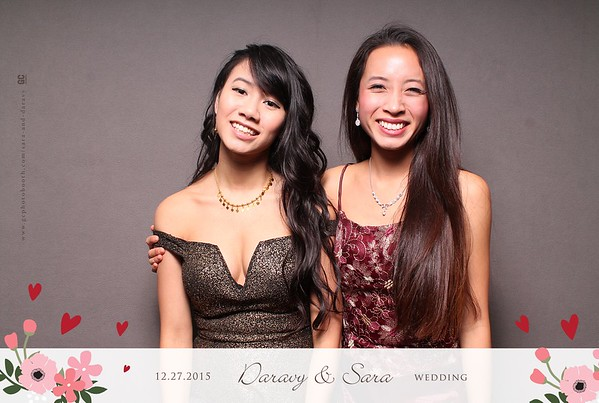 Sara and Daravy