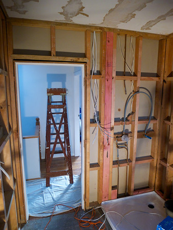 Renovating Lennox's Bathroom
