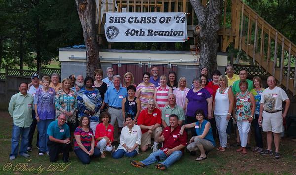 SHS Class of 74