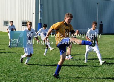 2012-10-1 James Caldwell High School Boys Varsity Soccer