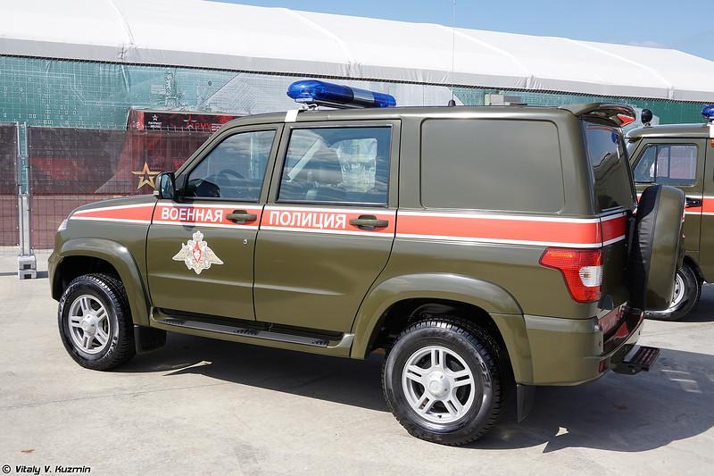 УАЗ-3163-015 АП (UAZ-3163-015 AP)