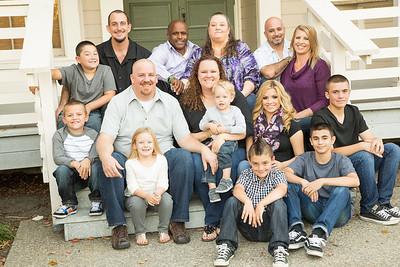 bev's family