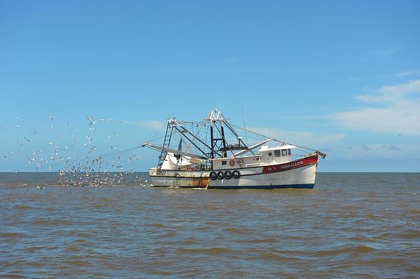 Fran & Lloyd Shrimp Boat 08-04-18