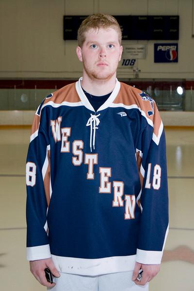 WCSU HockeyTeam 09-10