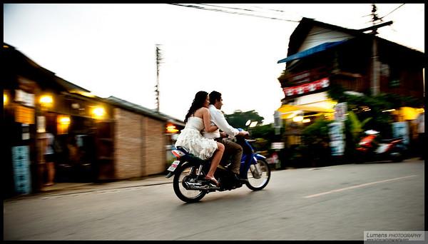Pai, Thailand.