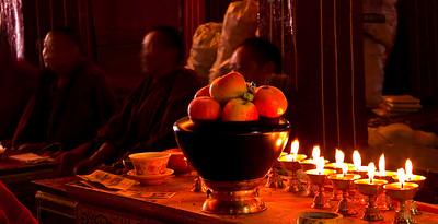 Sera Monastery , Lhasa, Tibet 2011