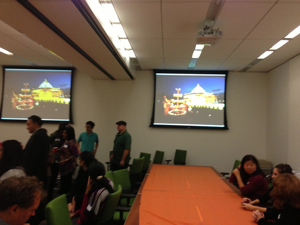 2012-11-13 Diwali Dinner at The New York Times