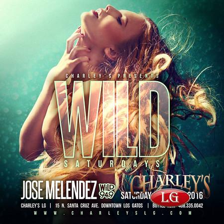 2016-8-27 Wild Saturdays with DJ Jose Melendez of Wild 94.9