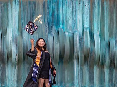 Vanessa's Graduation Shoot