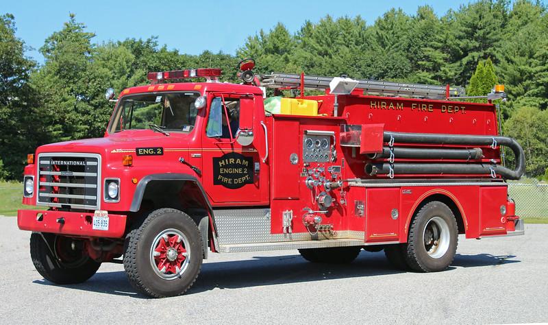 Engine 2 1981 International / Howe 750 / 1000