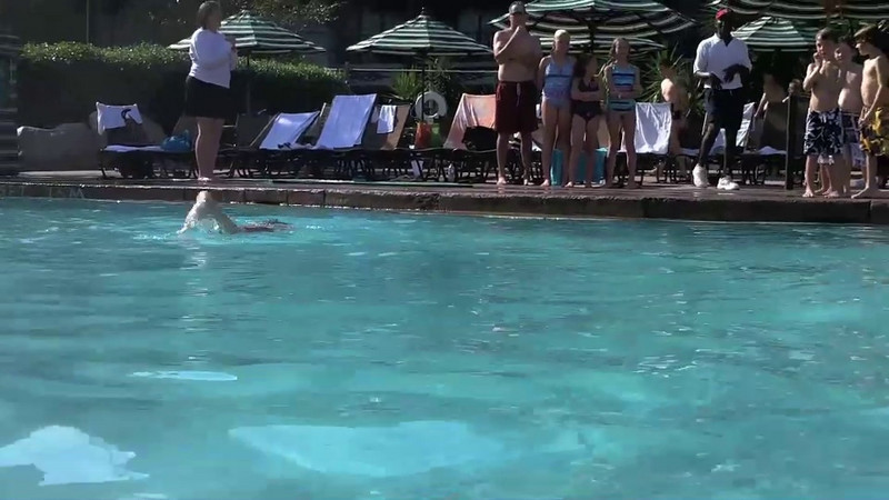 2010 Cannonball Contest at Wilderness Lodge.m4v