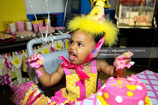 Melania's First Birthday