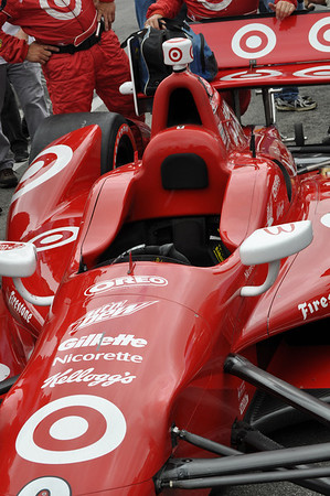 Indy Car at Mid-Ohio 2012
