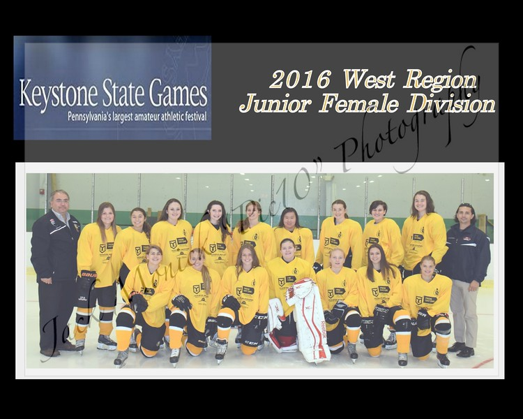 2016 KSG  Ice Hockey Division Awards