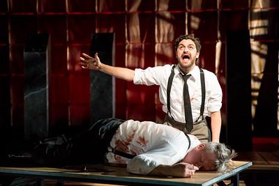 Julius Caesar at the Great River Shakespeare Festival