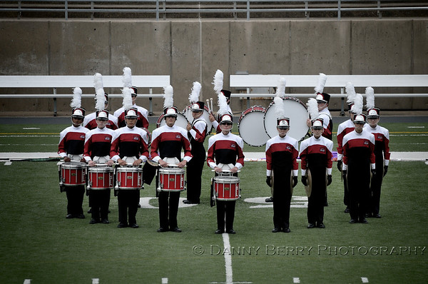 UIL Region Marching Contest - 10.13.12