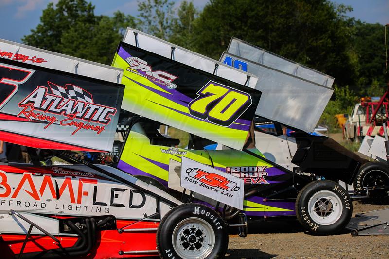 7-23-21 Big Diamond Speedway