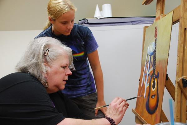 SKB's Western Art Academy 2013 photos