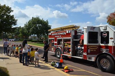 10.08.2021 Fire Prevention Evergreen Afternoon Kindergarten