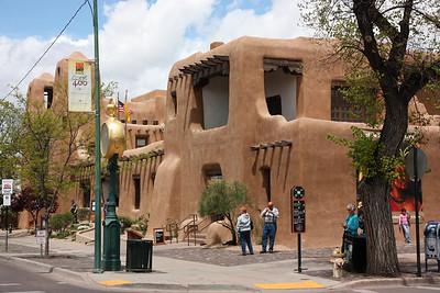 Lou and Kathy's Trip to Santa Fe