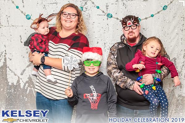 Kelsey Chevrolet Holiday 2019