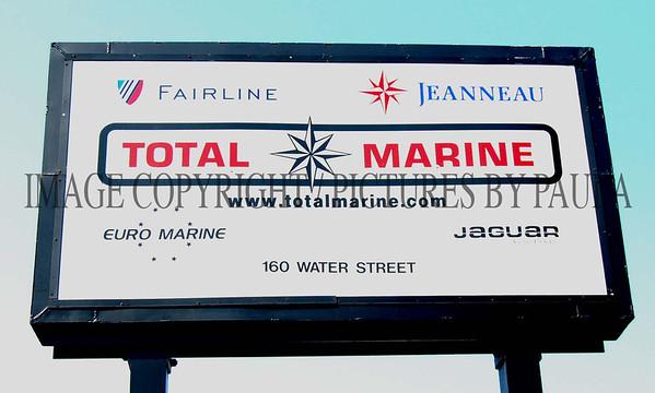 TOTAL MARINE Dock Party, Norwalk CT 9-8-07