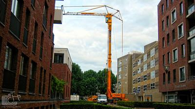 2020 The Big Yellow Crane