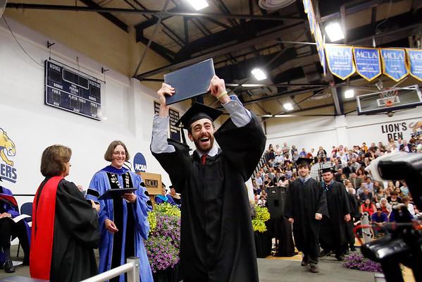 2015 MCLA Graduation-051615