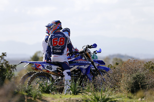 Yamaha Enduro Team Shooting 2018 - Misc