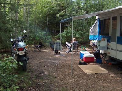 2005 Thunder Lake - Camping