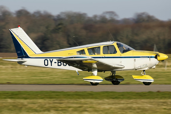 OY-BCU - Piper PA-28-180 Cherokee D