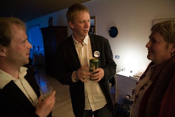 Utskrift Gudbergs og Gretu 2006