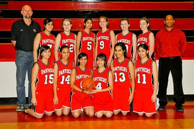 2008-09 - Junior Girls Basketball