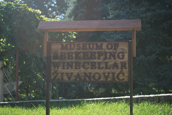Museum of Beekeeping and Wine Cellar Zivanovie