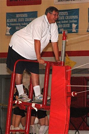 2010 09 21:  Duluth East Vb, Team C, v Proctor @ Duluth
