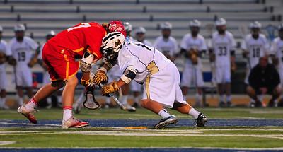 LCC Varsity Lacrosse 2013