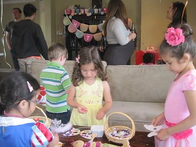 Mia's 4th Birthday Party