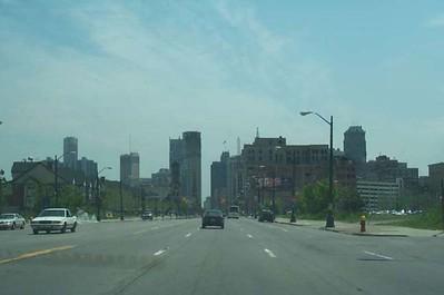 Detroit - 2003 to 2014