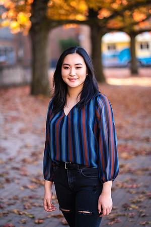 2018.10.21 Sarah Houng Senior Photos