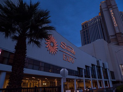 Venetian-Sands Expo and Banners - E1A