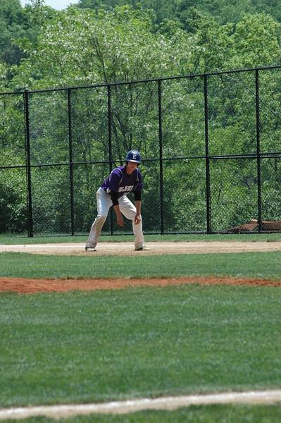 2015 Varsity Baseball vs. Louisville DeSales
