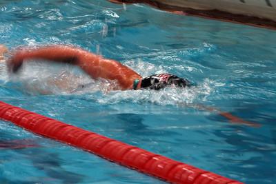 University of Massachusetts NCAA Swimming 2005