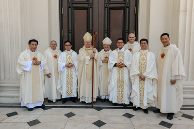 Ordination of Priests 2018